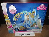 Набор сказочная спальня Золушки Disney Princess Cinderella's Dream Bedroom кровать для куклы