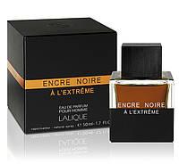 Парфюмированная вода Lalique Encre Noire A L`Extreme 100 ml. тестер