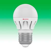 Светодиодная лампа LED 6W 2700K E27 ELECTRUM LB-14 (A-LB-0307)