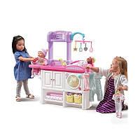 Детский интерактивный набор по уходу за куклой Step2 8471