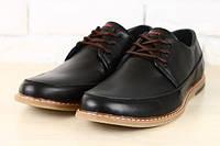 Мужские черные туфли  в стиле кэжуал от Tommy Hilfiger