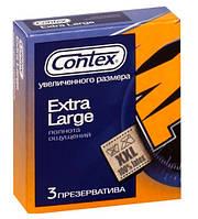 Презервативы Contex XXL (Контекс) 3 шт.