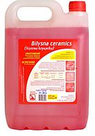 Моющее средство для керамических поверхностей Bilysna керамика, 5л