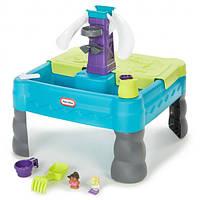 Детский стол-песочница с водой Little Tikes 641213М