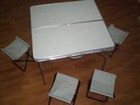 Набор мебели: стол+4стула