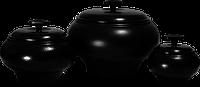 Горшок чугунный, печной (чугунок), с крышкой. Объём 1,5 л.
