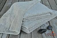 Хлопковый банный коврик Eke Нome Muson 70х140 FLAX льняной