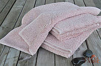 Хлопковый банный коврик Eke Нome Muson 60х90 ROSE розовый