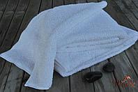 Хлопковый банный коврик Eke Нome Muson 70х140 WHITE белый