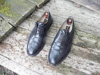 Стильные мужские туфли Westbury 41 размер 26,5см код 064