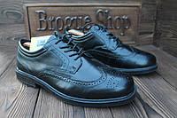 Мужские туфли отличного качества Deer Stags, 31 см, 46 на широкую стопу размер.