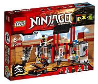 LEGO Ninjago (70591) Побег из тюрьмы Криптариум