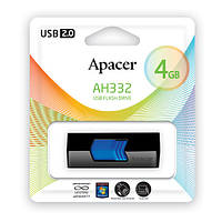 Apacer AH332 4GB Blue, фото 1