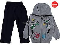Костюм спортивный   для мальчика  3-4, 4-5, 5-6 лет. Турция. Детская одежда осень-весна.