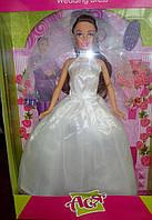 Кукла Ася невеста