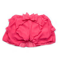 Юбка-шорты (малина) Модный карапуз