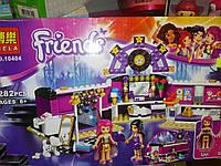 Конструктор Friends Гардеробная поп-звезды Bela 10404 (аналог LEGO Friends 41104)