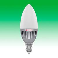 Светодиодная лампа LED 5W 4000K E14 ELECTRUM LC-16 (A-LC-1758)