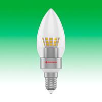 Светодиодная лампа LED 5W 4000K E14 ELECTRUM LC-30 (A-LC-0025)
