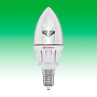 Светодиодная лампа LED 5W 3000K E14 ELECTRUM LC-6 (A-LC-0417)