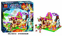 Конструктор 10412 Лего Эльфы (аналог от Bela), «Азари и волшебная булочная», 323 блочные детали, 6+