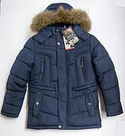 Зимняя куртка  на мальчика до 14 лет. Новинка 2016