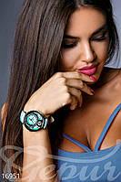 Шикарные декорированные часы