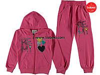 Спортивный костюм для девочки на 6-7-8-9 лет. код.203618