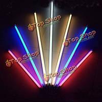 T5 300мм 5w LED люминесцентная лампа лампы 24 СМД 2835 красочные свежий свет лампы переменного тока 220В