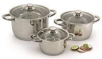 Набор посуды Berghoff Vision 1106010 (6 пр.)
