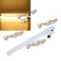 21W теплый белый 2520lm поделки LED панели потолка лампы доска с 85-265V водителя