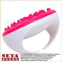 Массажёр (перчатка массажёр) ручной классический антицеллюлитный для душа для тела