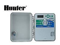 Контроллер управления Hunter X-Core 601-E(наружный). На 6 зон полива.