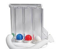 Дыхательный тренажер TRI-BALL