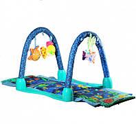 Коврик-палатка для малышей Baby Gift 3039 с погремушками
