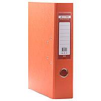 Папка регистратор а4 Buromax 7см оранжевый