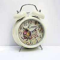 """Часы-будильник  """"Luve""""с подсветкой"""