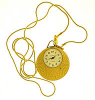 Женские механические часы-кулон  Слава