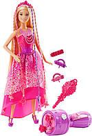 Кукла Барби Королевские косы - Роскошные волосы. Barbie Endless Hair Kingdom Snap 'n Style Princess Doll