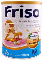 Молочная смесь Friso Фрисолак Gold 2 900 г