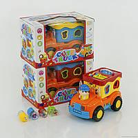 Машинка логическая игра сортер Joy Toy 2205 A