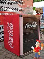 Холодильная витрина Coca-Cola