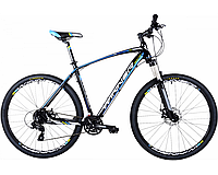 Велосипед на алюминиевой  раме Winner Gladiator , гидравлика.