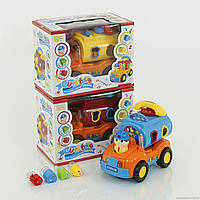 Машинка логическая игра сортер Joy Toy 2207 A