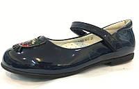 Детские лаковые туфли для девочки ТМ Bi-Ki  27 28 29 30