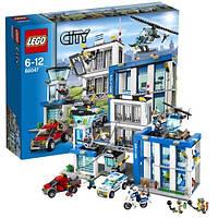 LEGO Лего City Полицейский участок 60047