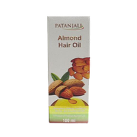 Миндальное масло для волос, Патанджали / Almond Hair Oil, Patanjali / 100 ml
