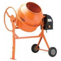 Бетономешалка оранжевая 150Л
