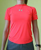 Футболка женская розово-красная X-FIT (9006) код 198д