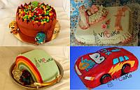 Детский торт на заказ в Виннице